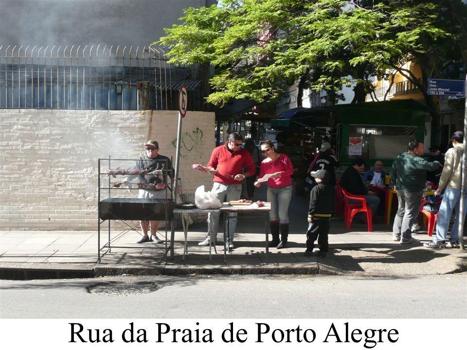 Rua da Praia de Porto Alegre