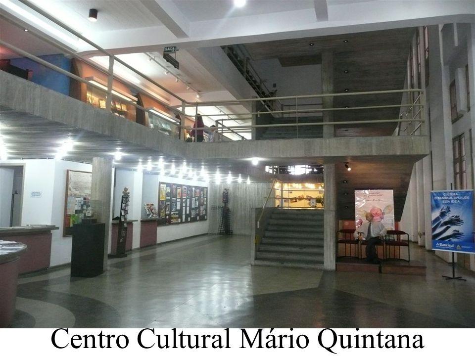 Centro Cultural Mário Quintana