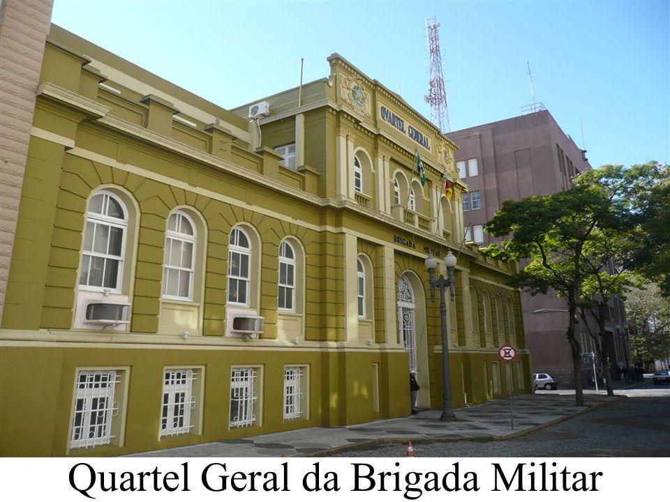 Quartel Geral da Brigada Militar