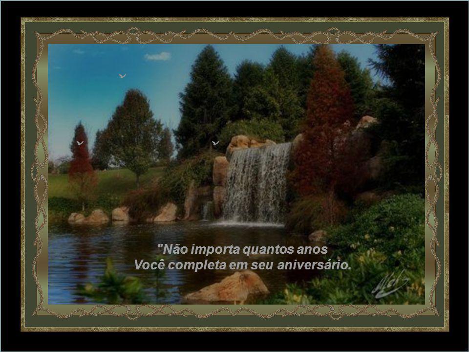 O rio nunca pára nem olha para trás e, sobretudo, irmão, nunca se esqueça: um rio nunca envelhece!
