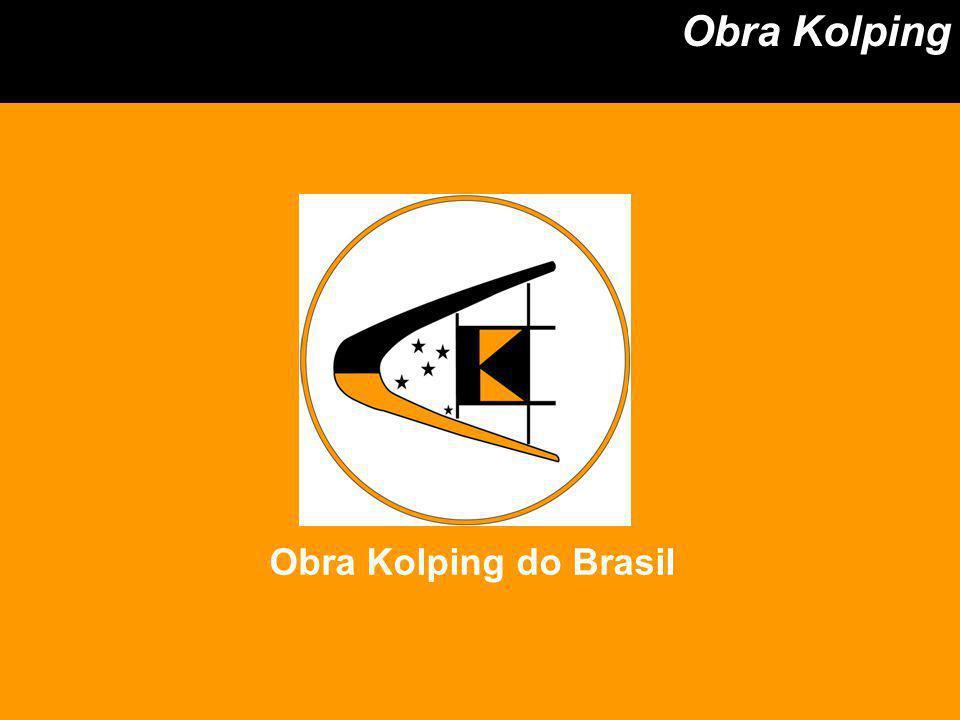 Obra Kolping Hoje, estamos presentes em 61 países