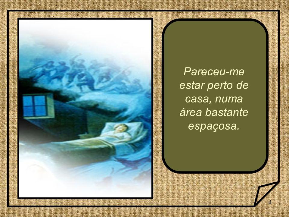 35 1 – O que mais revoltou Dom Bosco durante o sonho.
