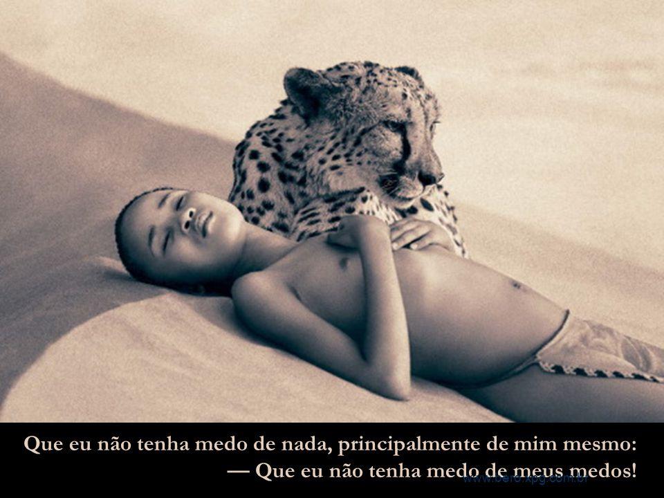 Que eu saiba perder meus caminhos, mas saiba recuperar meus destinos com dignidade. www.bero.xpg.com.br