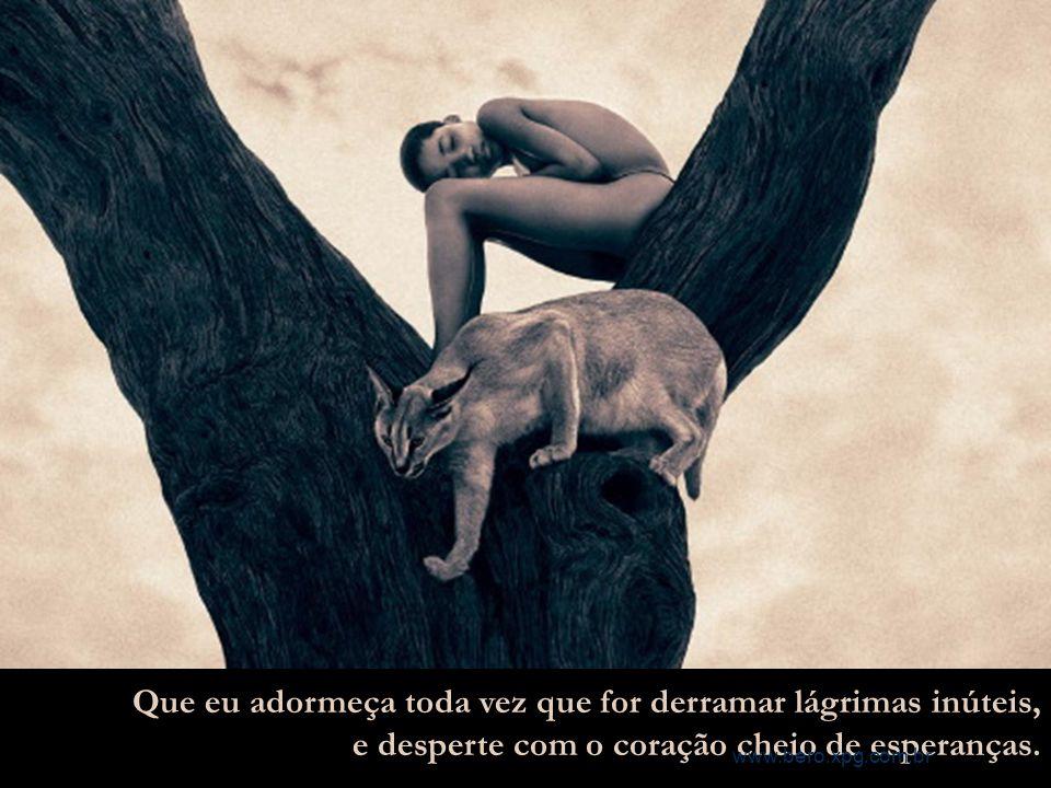Que eu não tenha medo de nada, principalmente de mim mesmo: Que eu não tenha medo de meus medos! www.bero.xpg.com.br