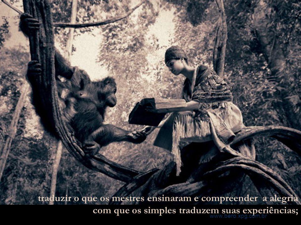 Permita-me eu ensinar o pouco que sei e aprender o muito que não sei, www.bero.xpg.com.br