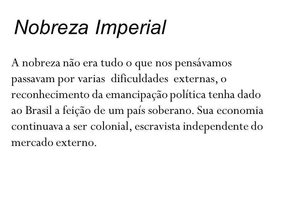 O imperador D.