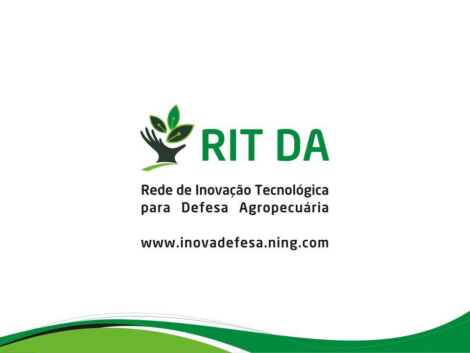 Projeto Inovação Tecnológica para Defesa Agropecuária Prof.