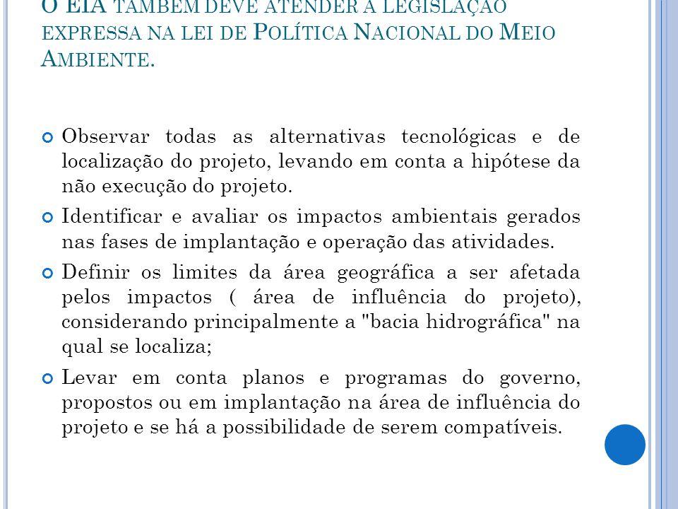 RIMA - SUMÁRIO 1 - Objetivos e justificativas do projeto e sua relação com políticas setoriais e planos governamentais.
