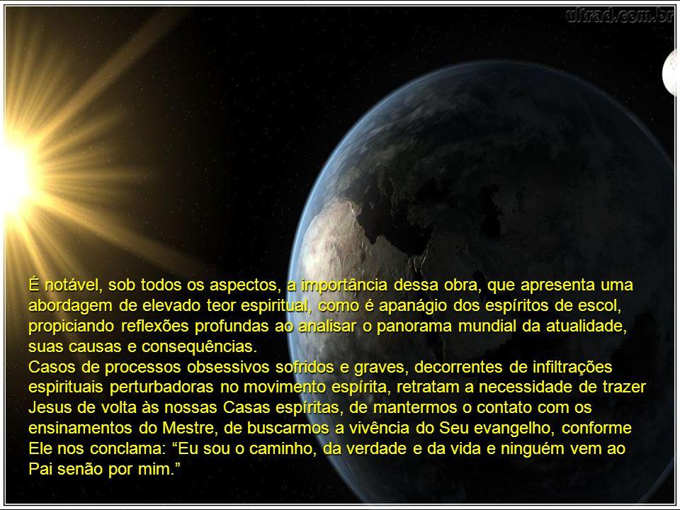 Recentemente, em outubro de 2012, o mesmo autor espiritual, Manoel Philomeno de Miranda e o médium Divaldo Franco, brindaram o movimento espírita com um novo livro, AMANHECER DE UMA NOVA ERA, que desdobra e complementa o anterior, Transição Planetária.