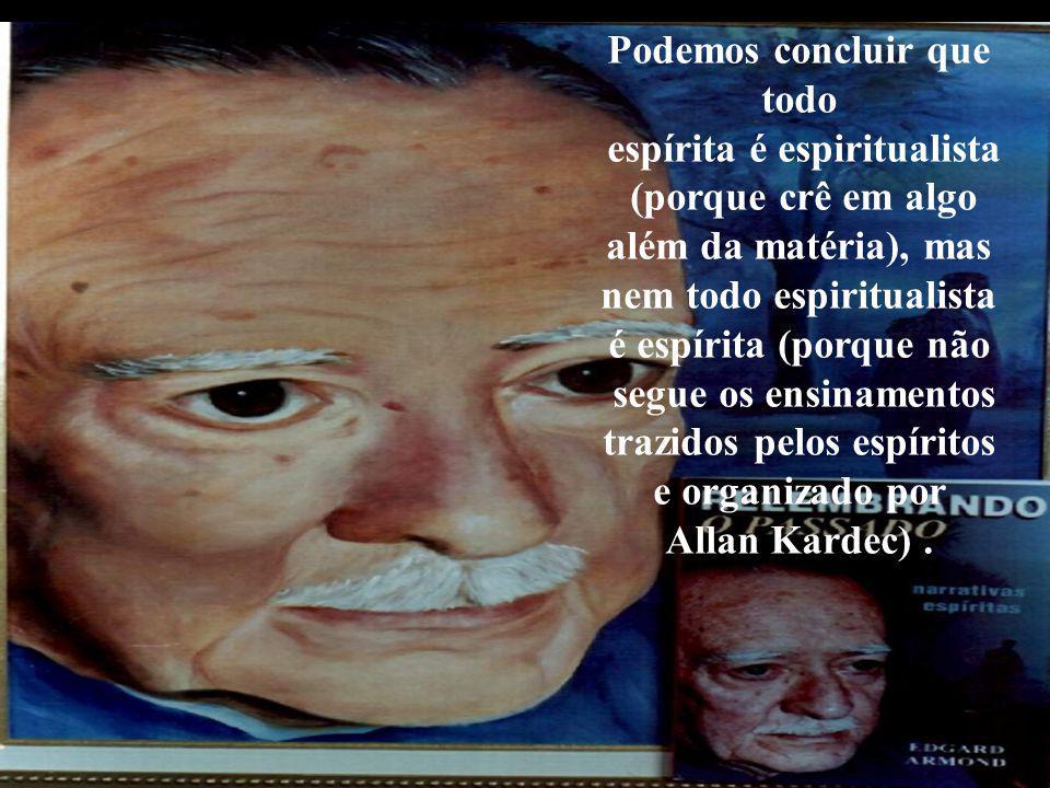 Por que no Brasil se confunde Espiritismo com cultos africanistas, com terreiros e coisas assim?