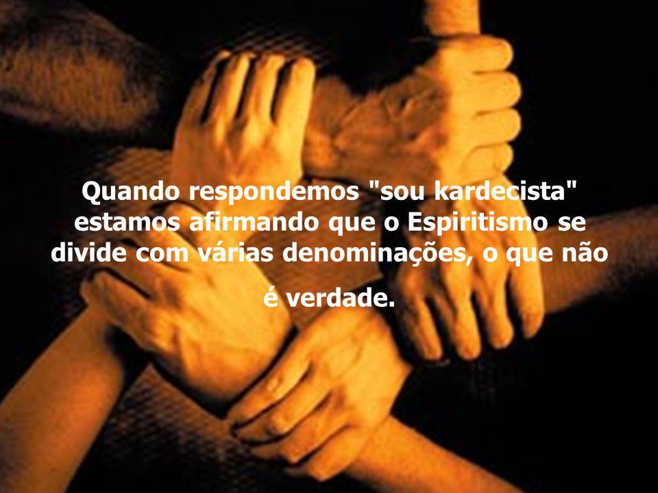 Espiritualidade é uma consciência não-dual, uma consciência de participação da parte no Todo... Nós espíritas não podemos relutar em responder quando