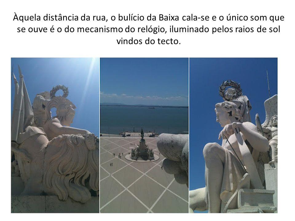 Lisboa vista duma varanda, como nenhuma outra