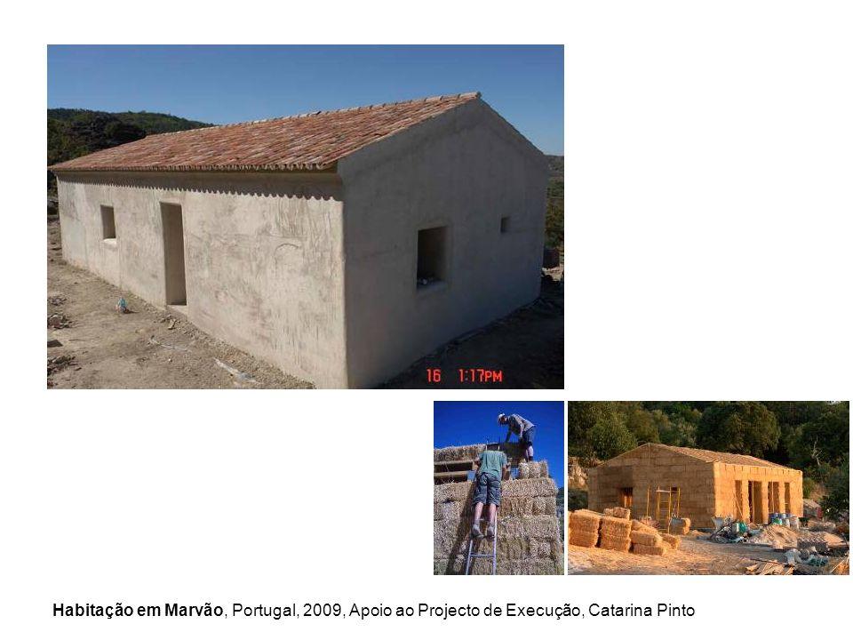 Habitação em Marvão, Portugal, 2009, Apoio ao Projecto de Execução, Catarina Pinto