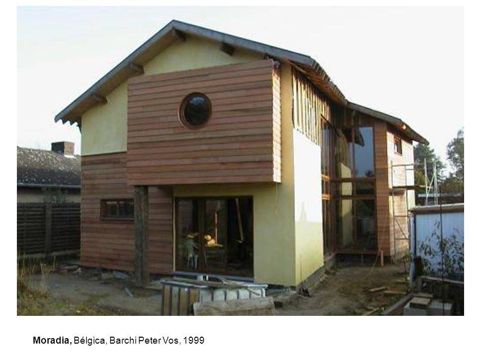 1999 Moradia, Bélgica, Barchi Peter Vos, 1999