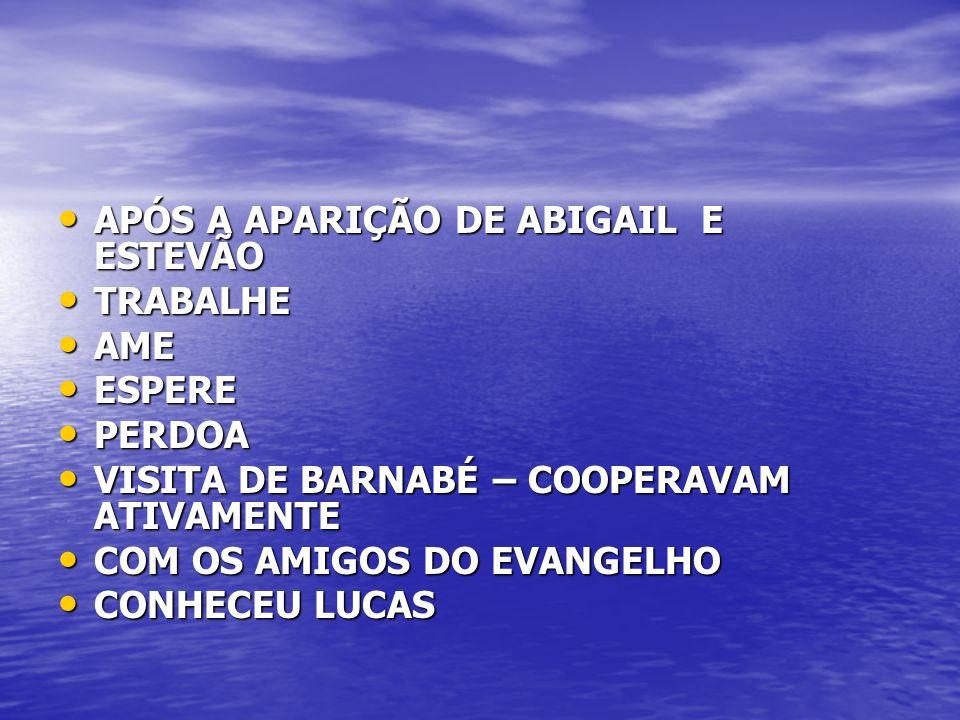 P PRIMEIRA VIAGEM APOSTÓLICA – PAULO E BARNABÉ – 40 DC.