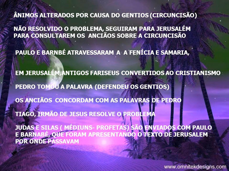 SEGUNDA VIAGEM APOSTÓLICA DE PAULO COM SILAS 49 DC