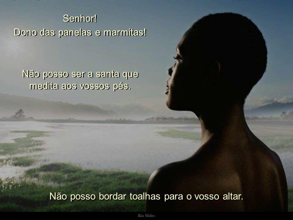Ria Slides Oração de Uma Camponesa de Madagascar Registrada pelo frei dominicano Raimundo Cintra que reuniu as mais belas orações de diversas culturas