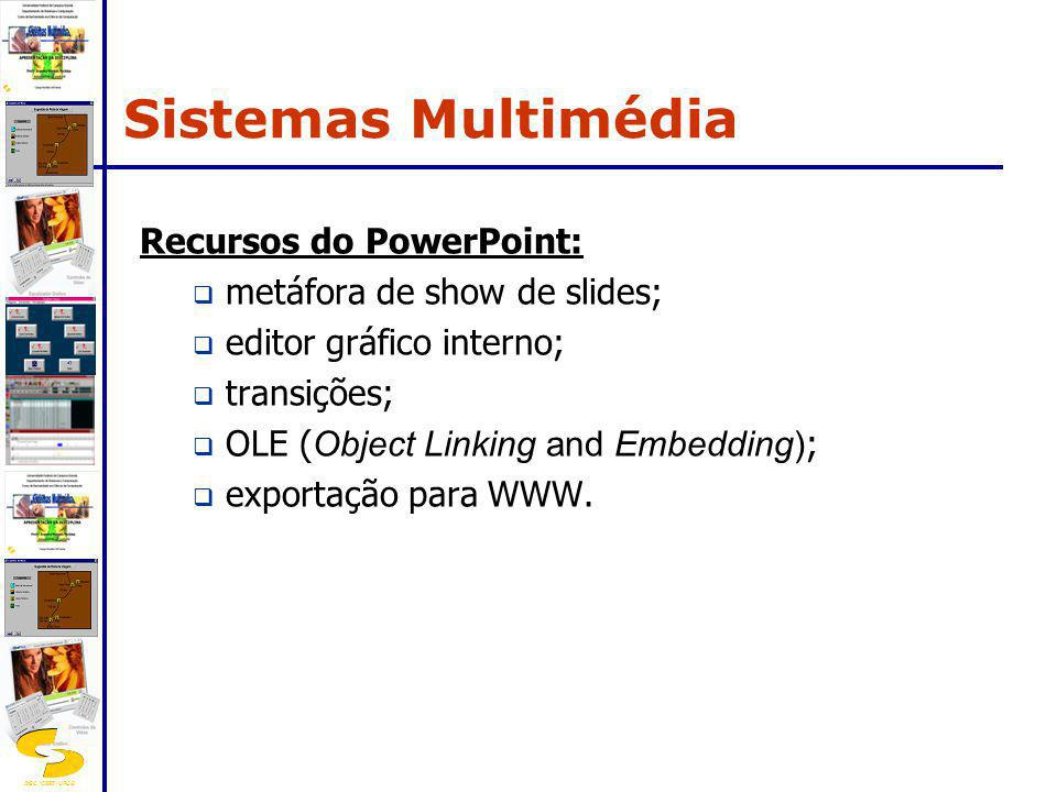 DSC/CEEI/UFCG Exemplos Multimídia - Windows