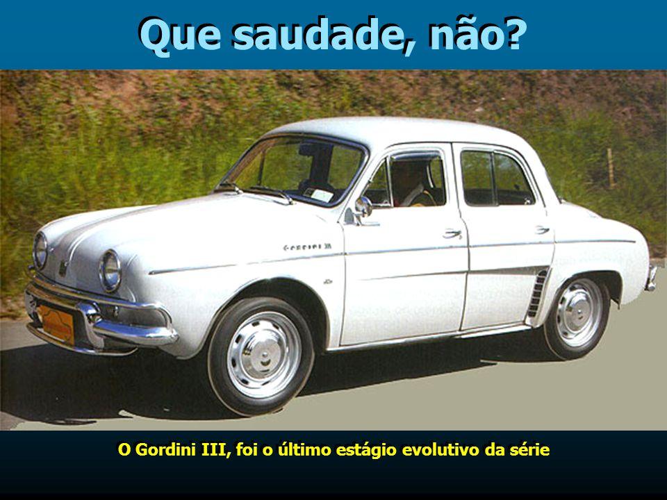 Puxa! Quanta lembrança ! Gordini III (gelo), Fusca 1200 (verde), Renault 1093 (dourado), Renault Teimoso (marrom) e Dauphine (cinza)