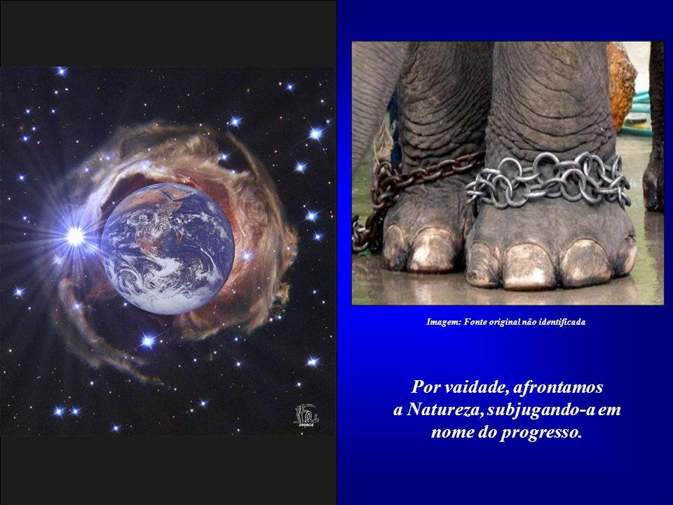 Dividimos a Terra em territórios, regidos por regulamentos, que muitas vezes dissimulam o domínio de nações sobre nações ou de governos e corpo- raçõe