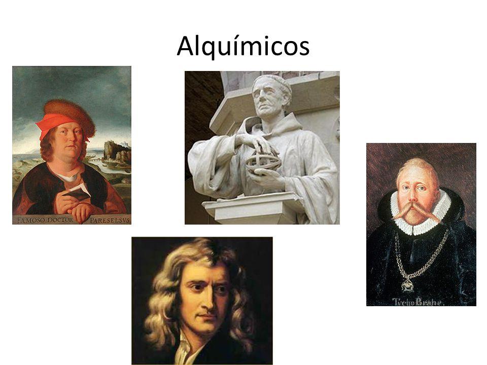 Alquímicos