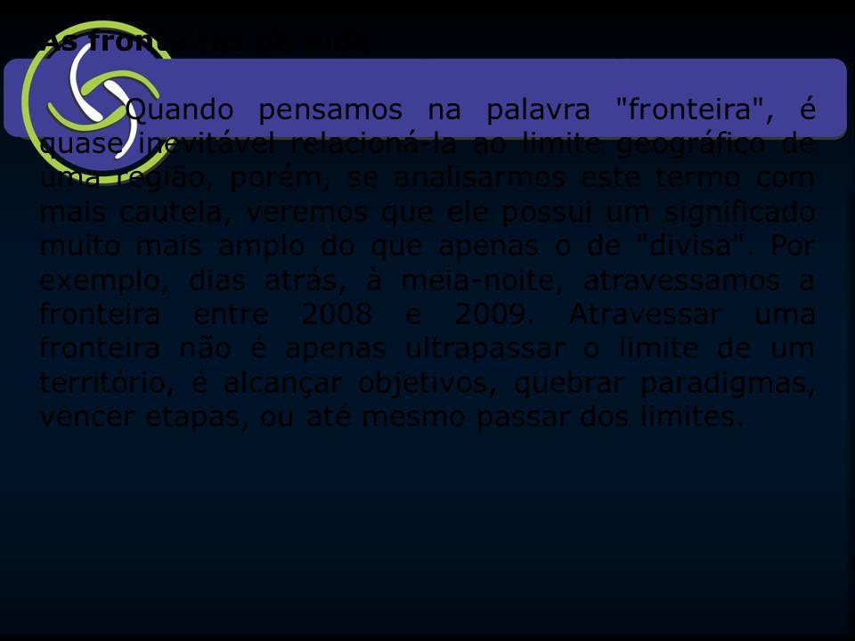 Em 2008 o Brasil e o Supremo Tribunal Federal, STF, romperam importantes barreiras.