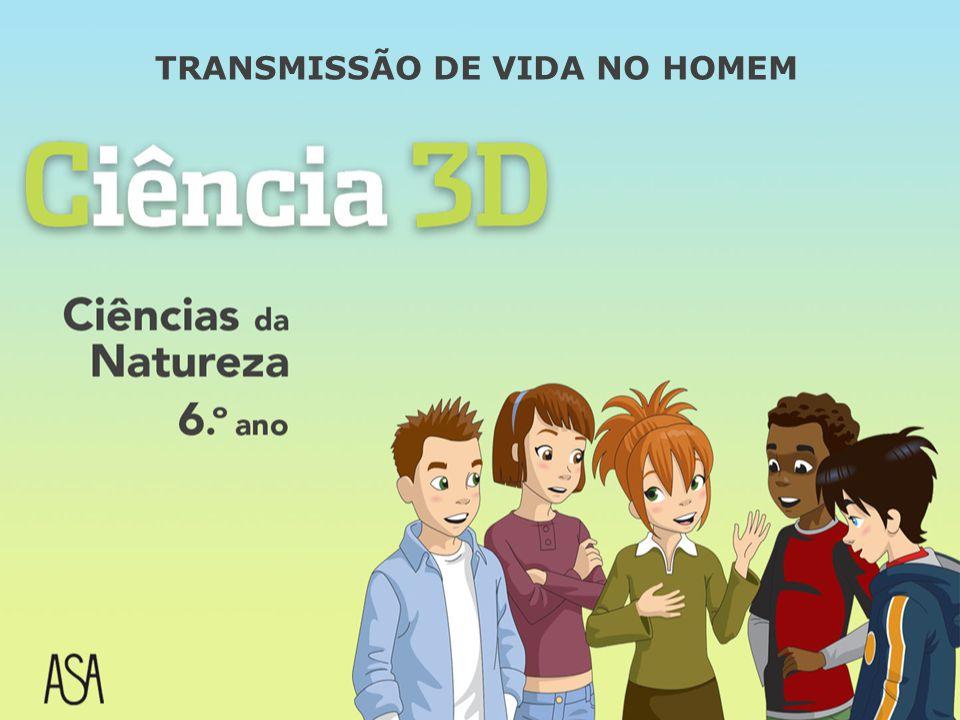 TRANSMISSÃO DE VIDA NO HOMEM