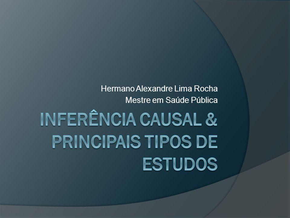 Hermano Alexandre Lima Rocha Mestre em Saúde Pública