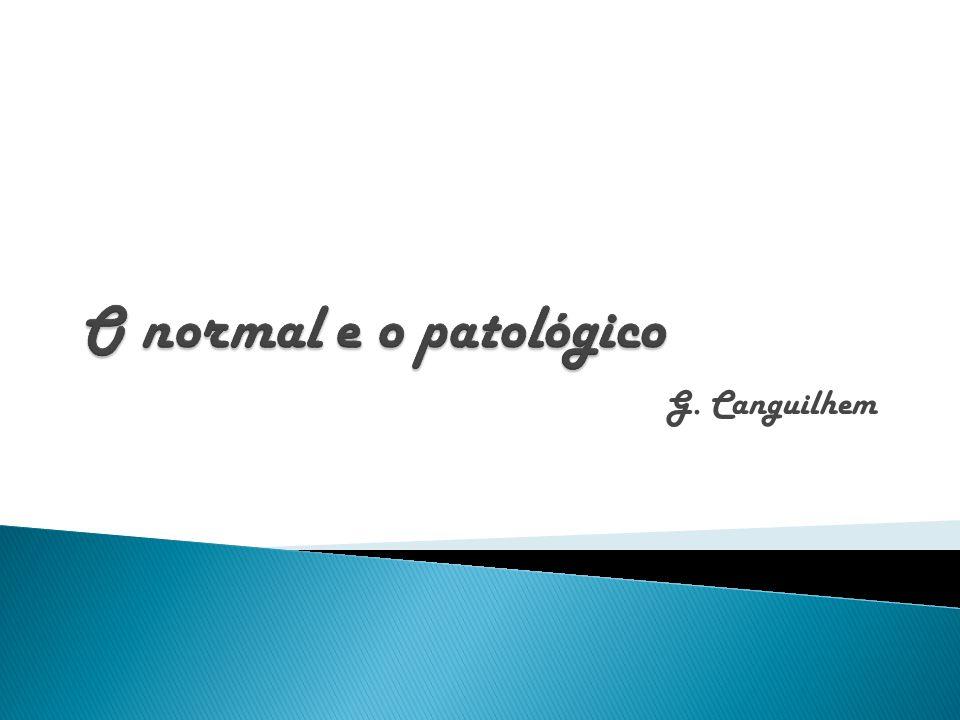 G. Canguilhem