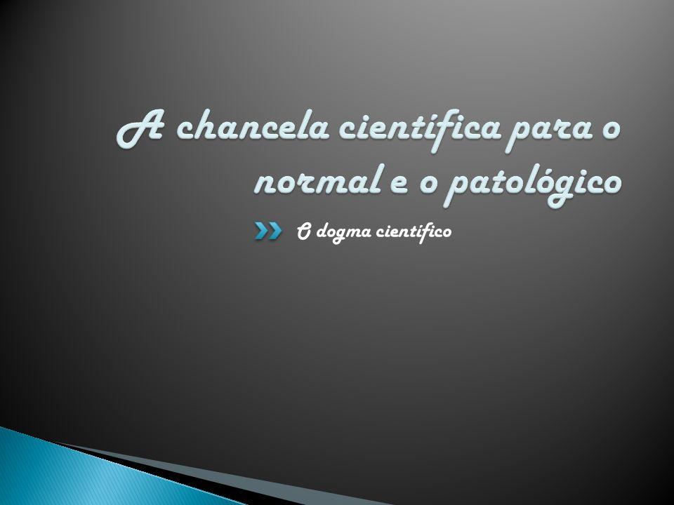 O dogma científico