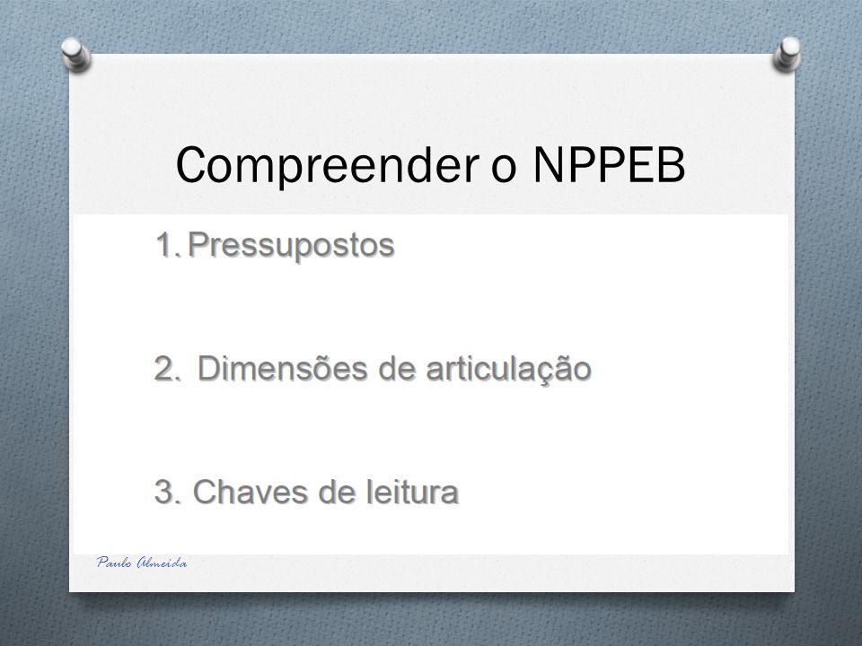 Paulo Almeida Compreender o NPPEB