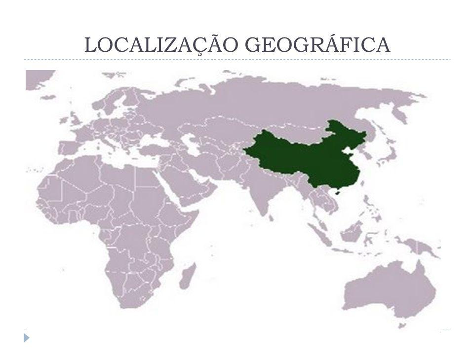LOCALIZAÇÃO GEOGRÁFICA