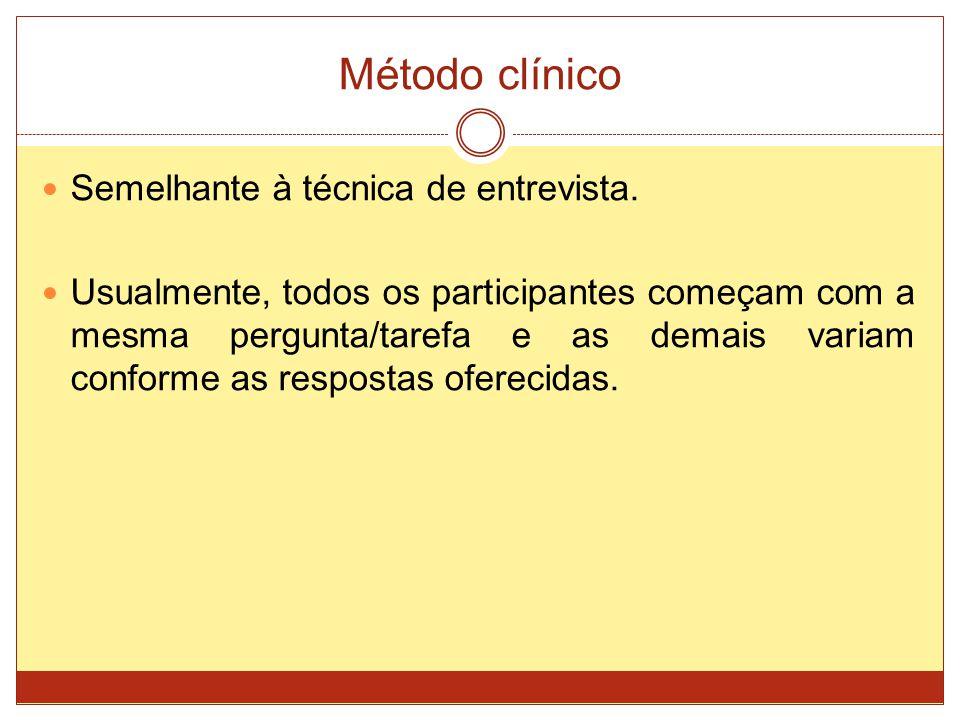 MODELO EXPERIMENTAL Exemplo: As crianças que participaram da pesquisa foram divididas em 2 grupos.