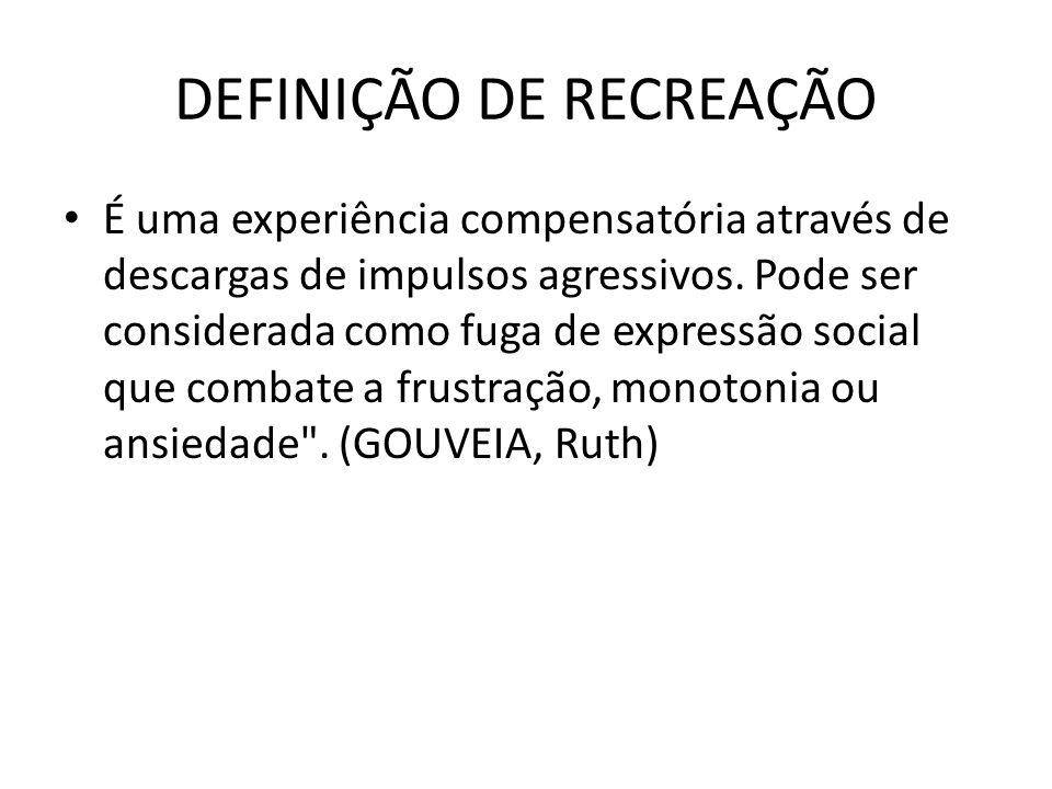 CLASSIFICAÇÃO: (Segundo FERREIRA) Grandes jogos - grande números de participantes.