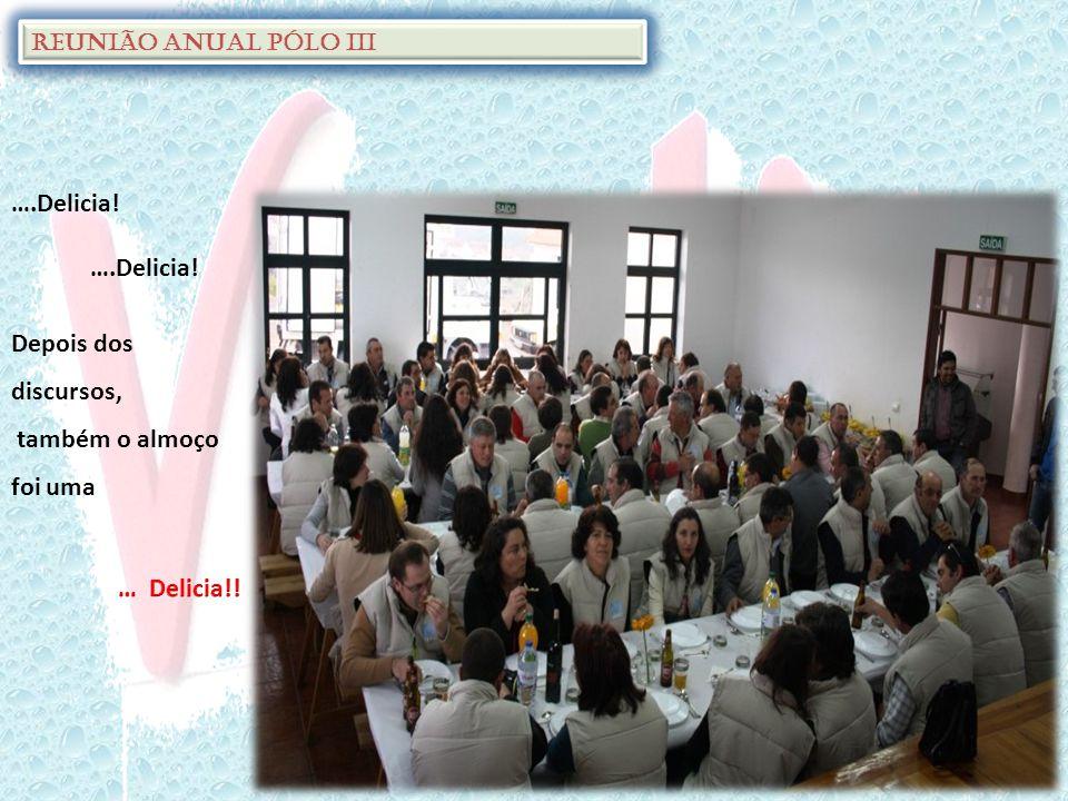 Reunião Anual Pólo III