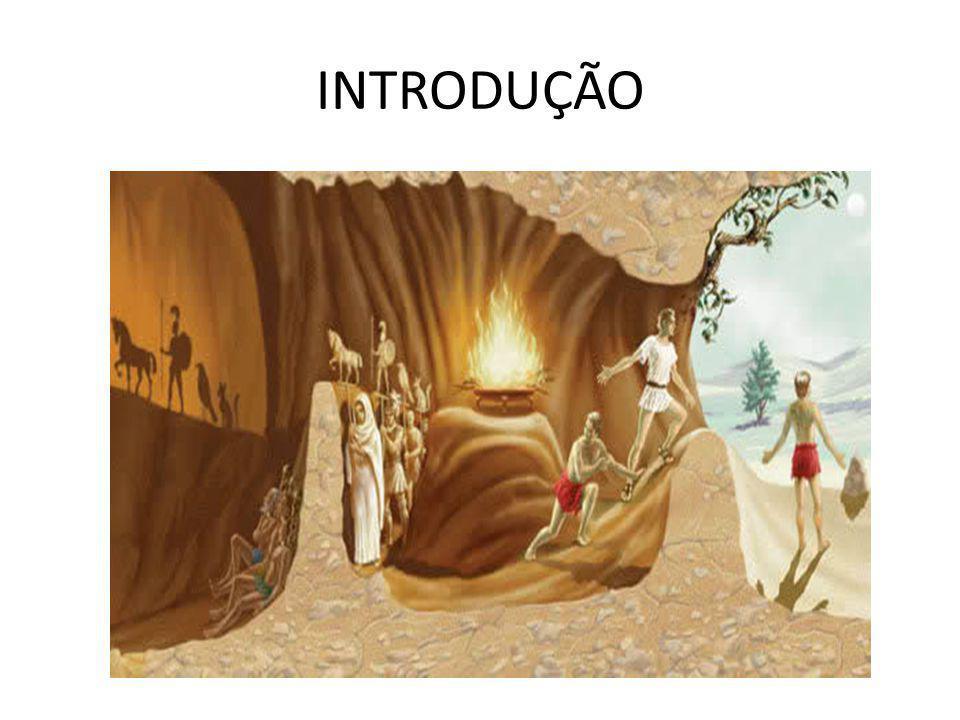 REFERÊNCIA COMPLEMENTAR MITO DA CAVERNA (PLATÃO): http://www.suapesquisa.com/platao/mito_da_caverna.htmhttp://www.suapesquisa.com/platao/mito_da_caverna.htm O que é o mito O Mito da Caverna, também conhecido como Alegoria da Caverna é uma passagem do livro A República do filósofo grego Platão.