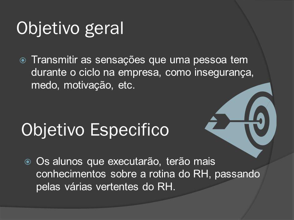 Características do Projeto Será distribuído flyers sobre o experimento para o publico que passar em frente.