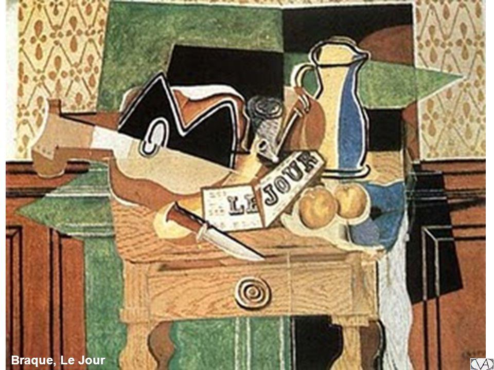 Braque, Le Jour