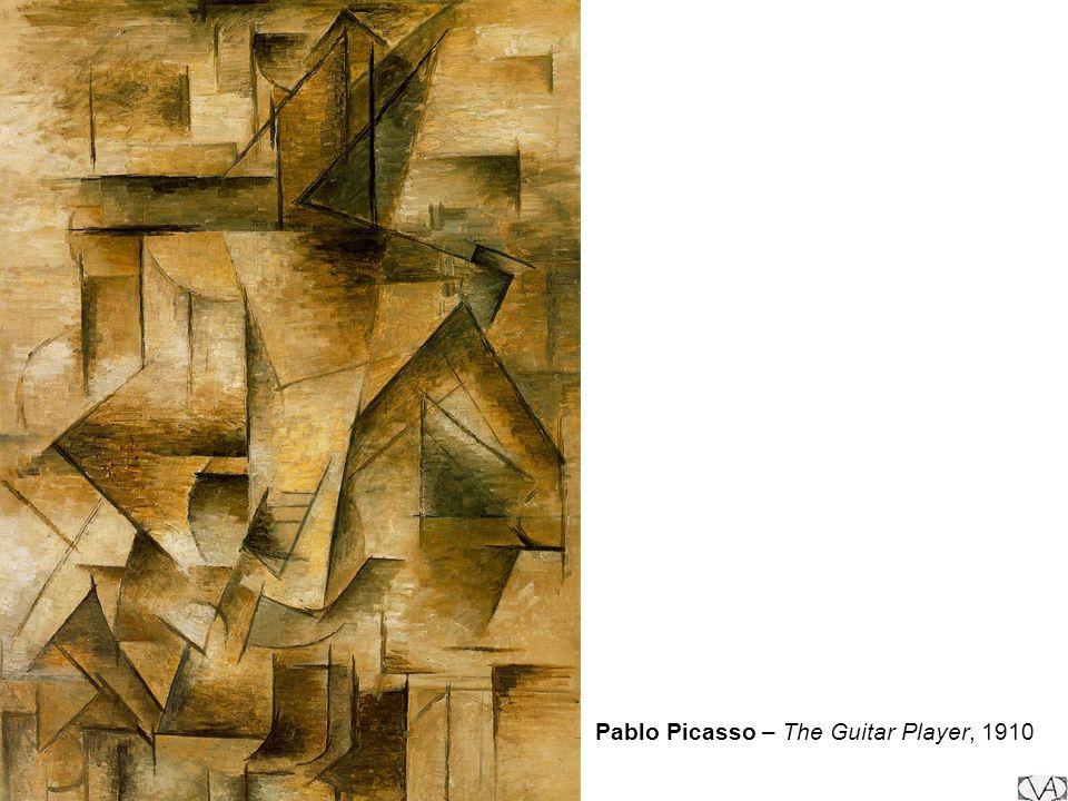 Cubismo Sintético Reagindo à excessiva fragmentação dos objetos e à destruição de sua estrutura.