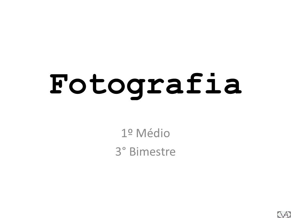 No Brasil Não era só na França e na Inglaterra que havia gente tentando desenvolver a fotografia no início do século XIX.