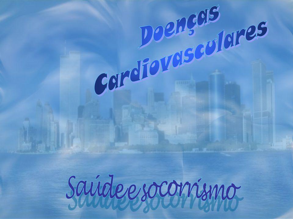 O que são as doenças cardiovasculares.