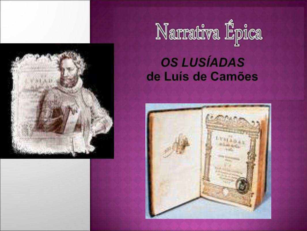 OS LUSÍADAS de Luís de Camões