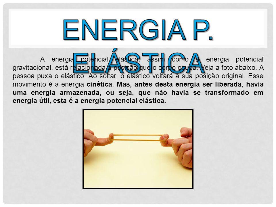 É um tipo de energia que pode ser detectada pelo ouvido.