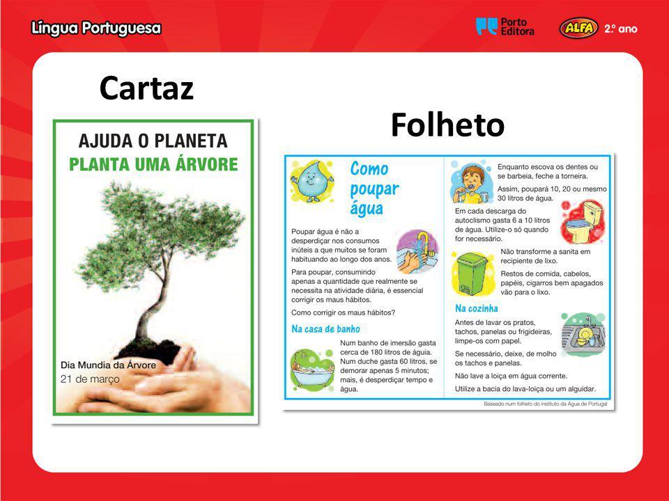 Folheto Cartaz