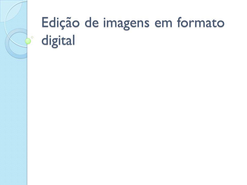 Ficheiros de imagem Quando nos referimos a imagem digital normalmente pensamos em fotografias.