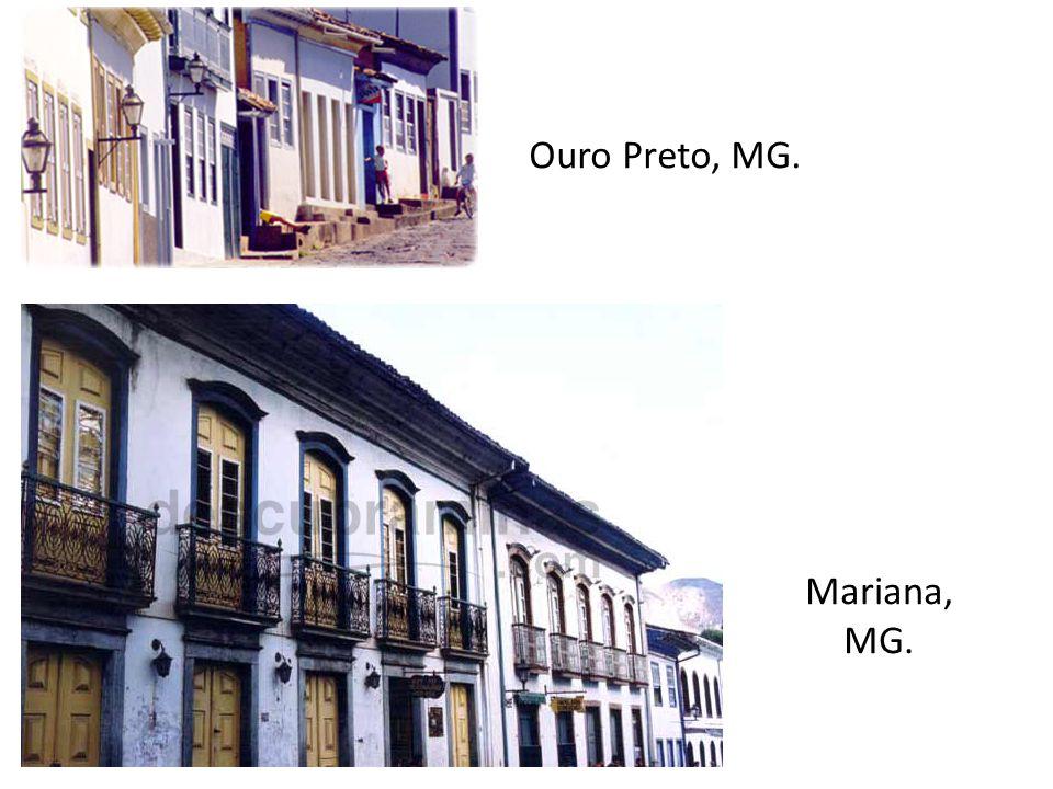 Mariana, MG.