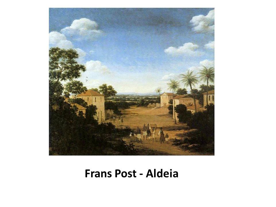 Frans Post - Aldeia