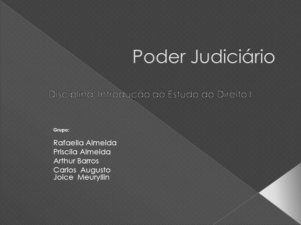Grupo: Rafaella Almeida Priscila Almeida Arthur Barros Carlos Augusto Joice Meuryllin