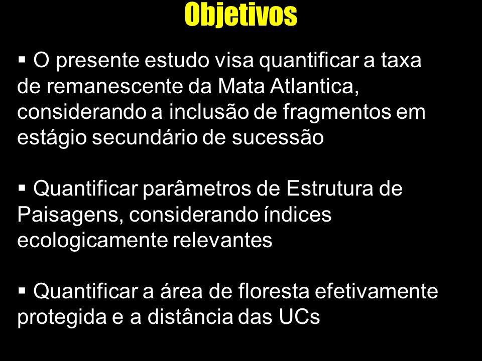 Escalas geográficas A Mata Atlântica Brasileira como um todo Regiões biogeográficas definidas com base em dados biológicos e abióticos: Biológicos: Abióticos: Aves Relevo Borboletas Clima Primatas Geomorfologia Silva & Casteletti (2005)