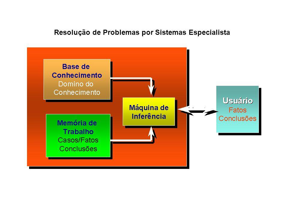 Resolução de Problemas por Sistemas Especialista